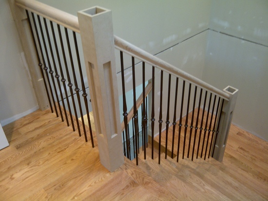 Stairways and Bannisters